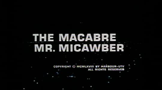 Watch in online english movies The Macabre Mr. Micawber USA [720