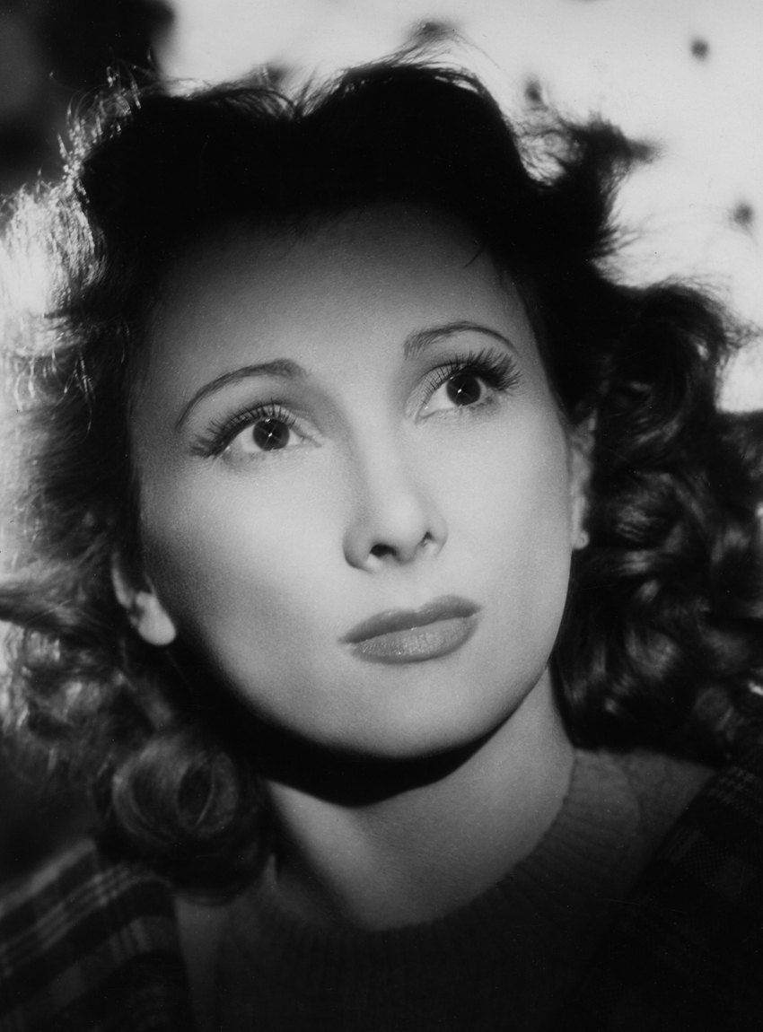 Jany Holt in Non coupable (1947)