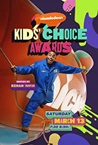 Primary photo for Nickelodeon Kids' Choice Awards 2021