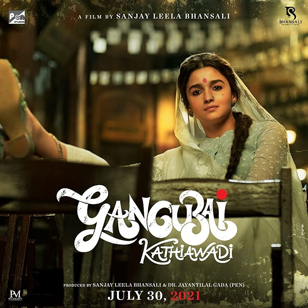 Gangubai Kathiawadi 2021 Hindi Movie Official Teaser 1080p HDRip 34MB Download