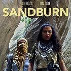 Ruth Galliers and Tugba Tirpan in Sandburn (2019)