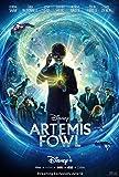 Artemis Fowl poster thumbnail