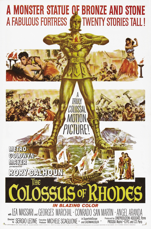 O Colosso de Rodes [Dub] – IMDB 5.9