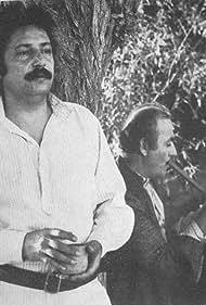 Jamshid Mashayekhi and Armais Vartani Hovsepian in Cheshme (1972)