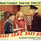 Barry Fitzgerald, Dick Foran, and Diana Lynn in Easy Come, Easy Go (1947)