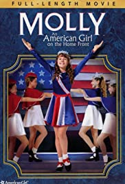 An American Girl on the Home Front Poster