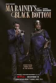 Ma Raineys Black Bottom (2020) HDRip English Movie Watch Online Free