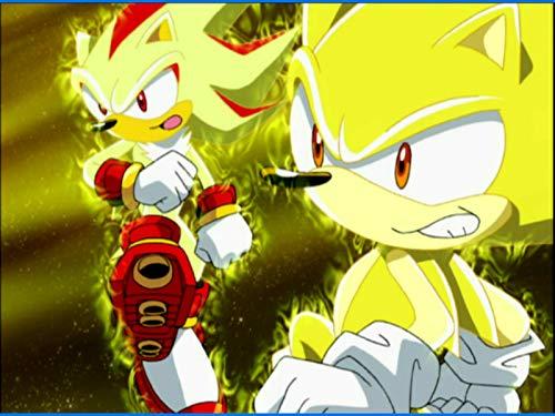 """Sonic X"""" Sonic vs. Shadow (TV Episode 2005) - IMDb"""