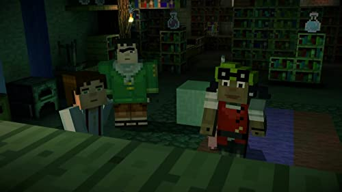 Minecraft: Story Mode: Launch Trailer: Cast Behind The Scenes (Pegi)