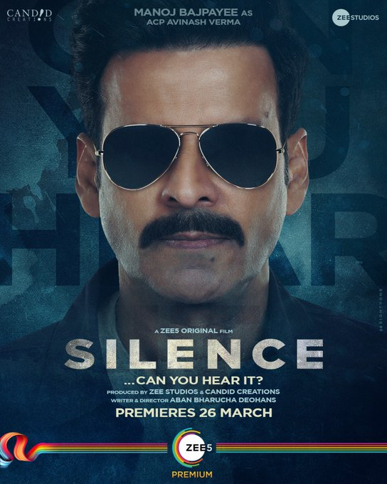 Silence: Can You Hear It 2021 Hindi 720p Zee5 HDRip ESubs 930MB Download