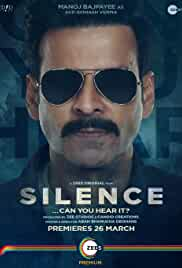 Silence: Can You Hear It (2021) HDRip Hindi Movie Watch Online Free