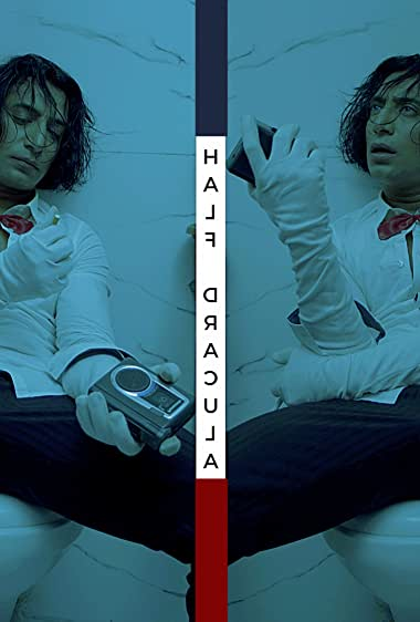 Half Dracula (2021) Hindi