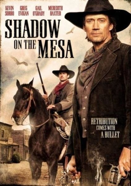 Shadow on the Mesa