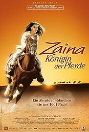 Zaïna, cavalière de l'Atlas Poster