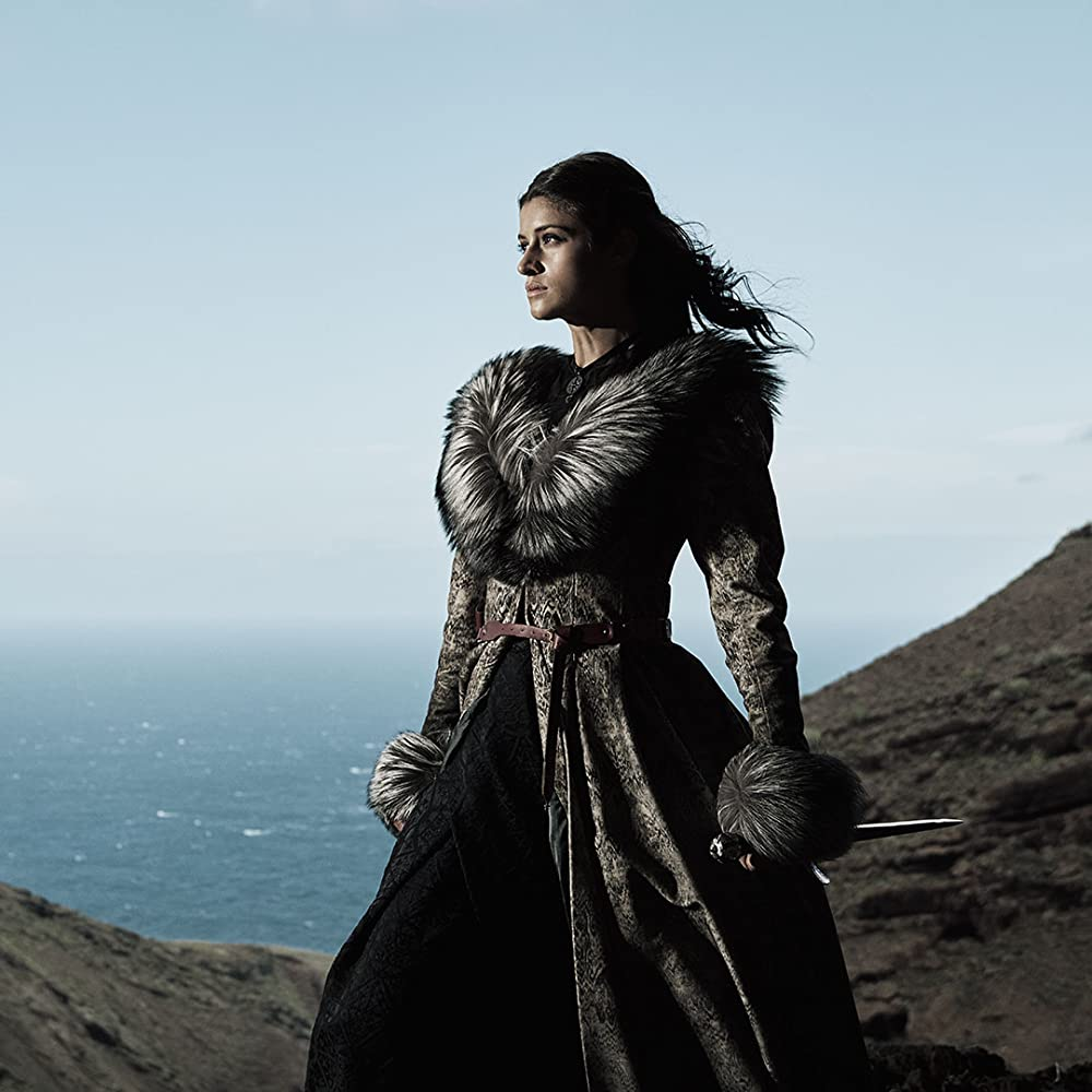 Anya Chalotra in The Witcher (2019)