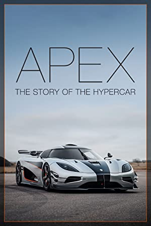 Where to stream Apex: The Story of the Hypercar