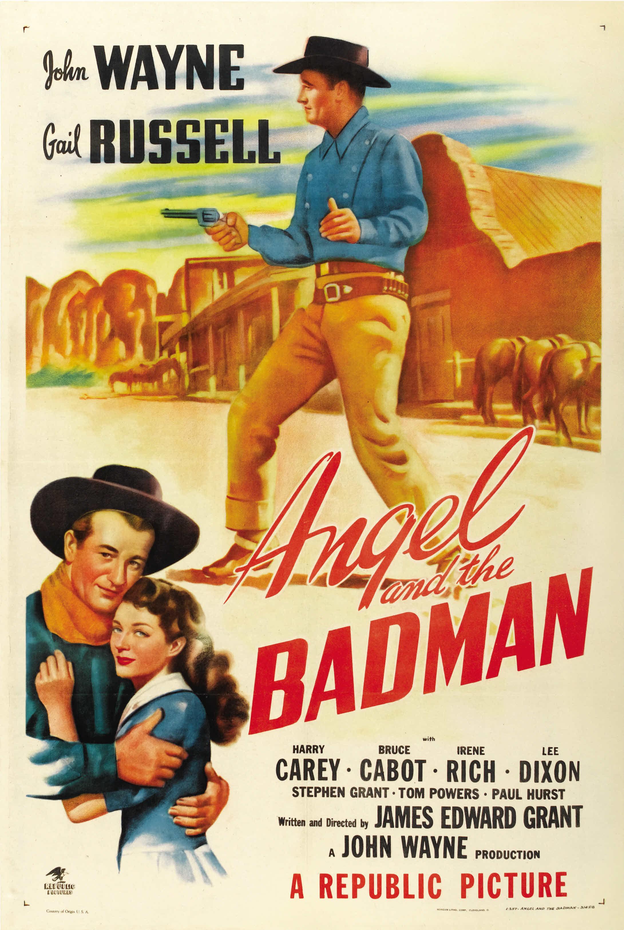 Angel and the Badman (1947) - IMDb