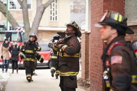 Chicago Fire 7×18 – Nada como la mala suerte