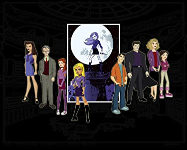 Buffy the Vampire Slayer: The Animated Series movie download in mp4