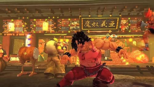 Ultra Street Fighter IV: Past And Present Bison' Girl's