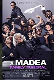 Tyler Perry's A Madea Family Funeral Poster