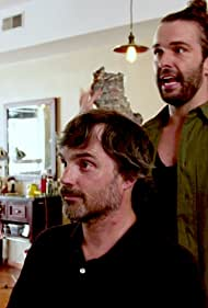 Jonathan Van Ness and Bobby Camp in Queer Eye (2018)