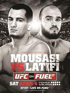 Mpeg4 movies downloads free UFC on Fuel TV: Mousasi vs. Latifi [480x320]