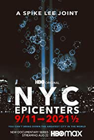NYC Epicenters 9/11-2021½ (2021)