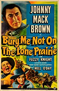Best site for new movie downloads Bury Me Not on the Lone Prairie USA [720x576]