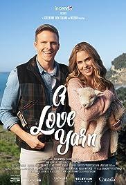 A Love Yarn Poster