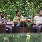 Ikenna Okoye, Hari Williams, and Darryl Blalock in For the Love of Jason (2020)