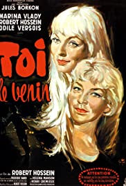 Toi... le venin (1958) Poster - Movie Forum, Cast, Reviews