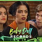 Aidan Alexander, Ariel Martin, and Lauren Giraldo in Baby Doll Records (2018)