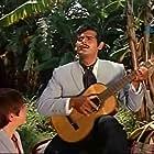 Julián Bravo and Manuel López Ochoa in Seguiré tus pasos (1967)