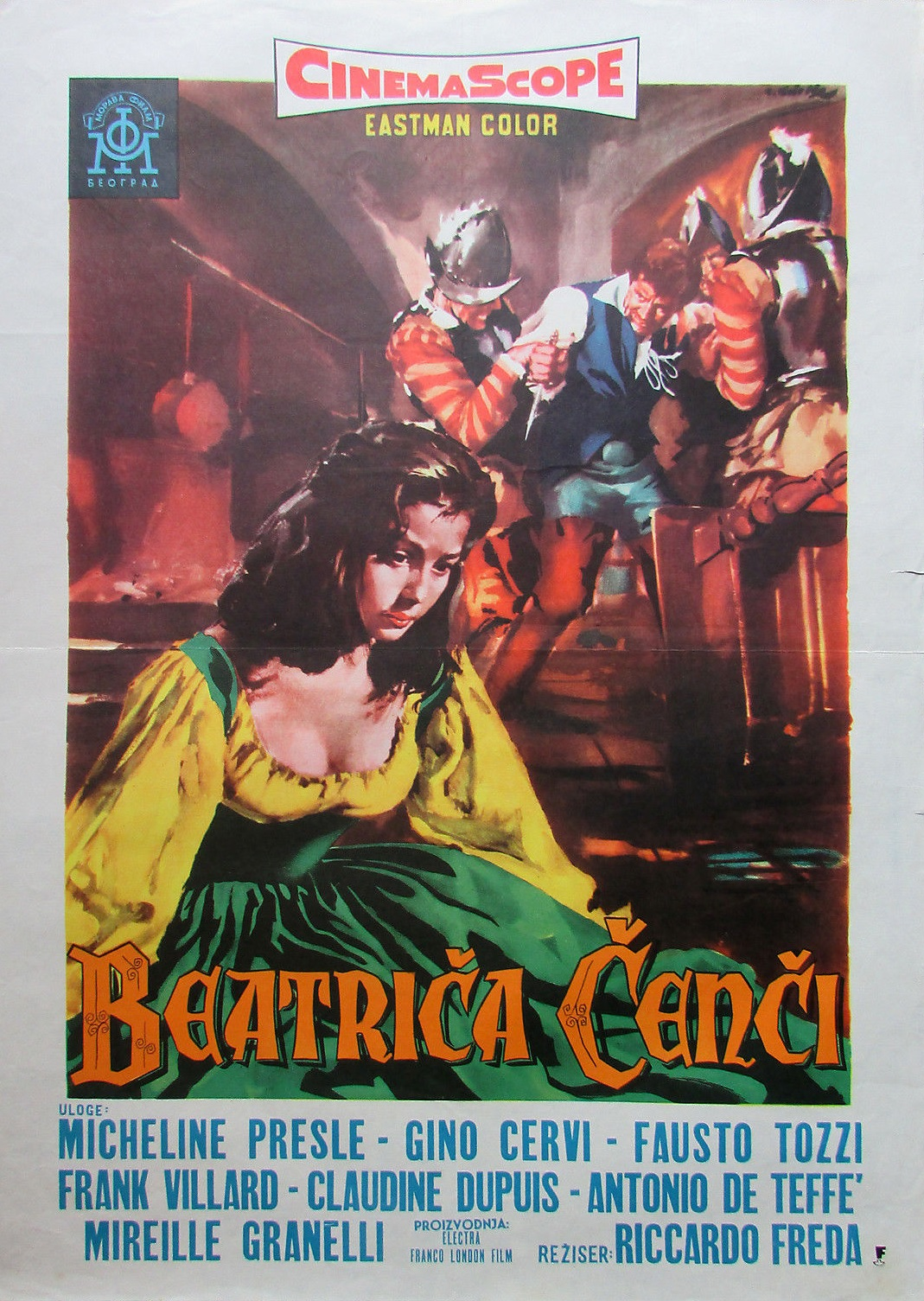 Beatrice Cenci (1956)