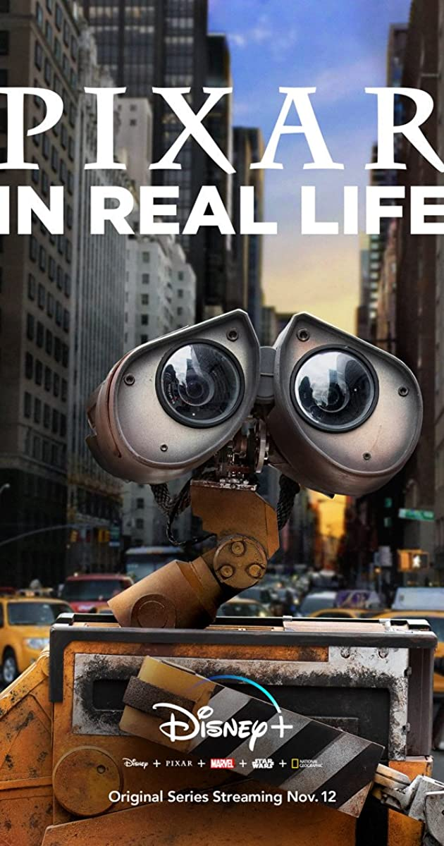 Download Pixar in Real Life or watch streaming online complete episodes of  Season 1 in HD 720p 1080p using torrent