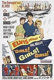 Girls! Girls! Girls! (1962) Poster - Movie Forum, Cast, Reviews
