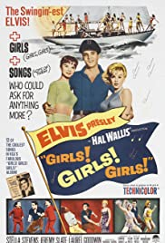 Girls! Girls! Girls! (1962) Poster - Movie Forum, Cast, Reviews