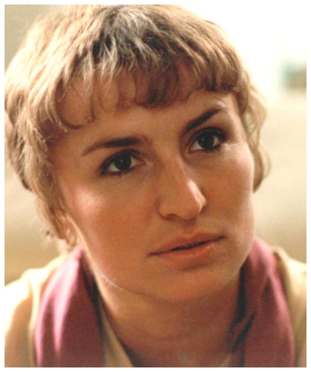 Karen-Lise Mynster in Verden er fuld af børn (1980)