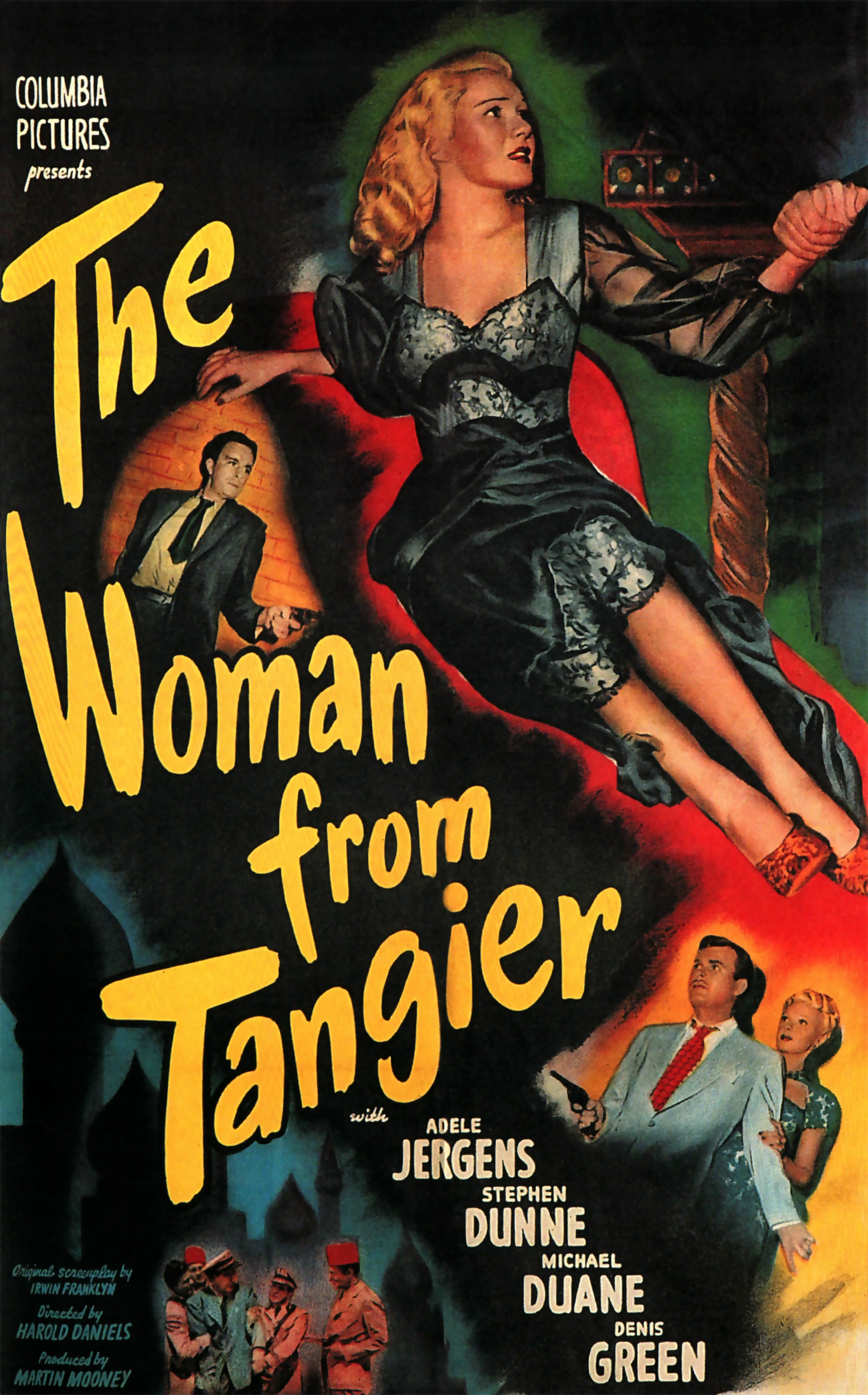 Tangier cauta o femeie