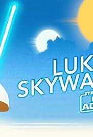 Luke Skywalker - The Journey Begins Poster