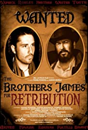 Brothers James: Retribution Poster