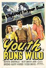Jean Brooks, Bonita Granville, and Dickie Moore in Youth Runs Wild (1944)
