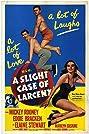 A Slight Case of Larceny (1953) Poster
