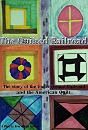 The Quilted Railroad Poster