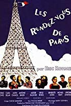 Rendezvous in Paris (1995) Poster