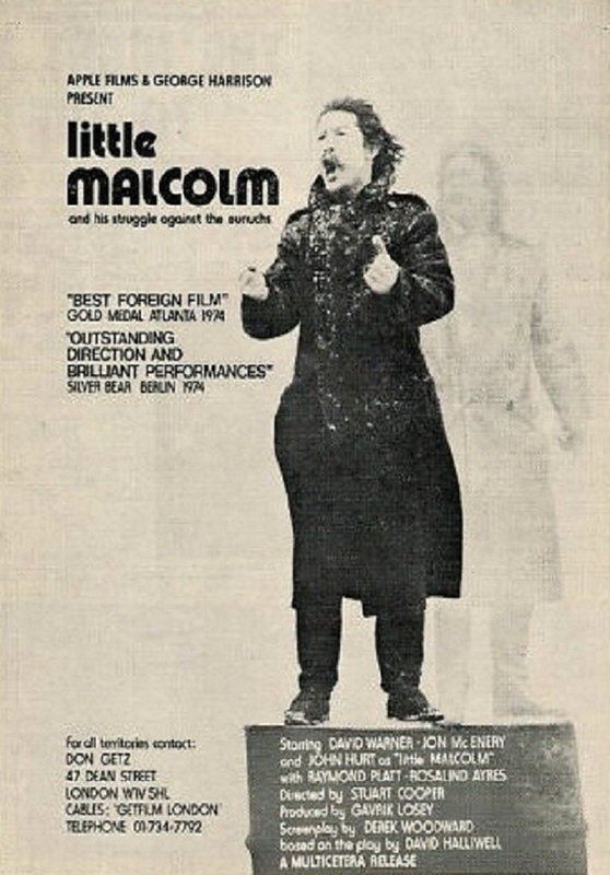 Little Malcolm and His Struggle Against the Eunuchs (1974)