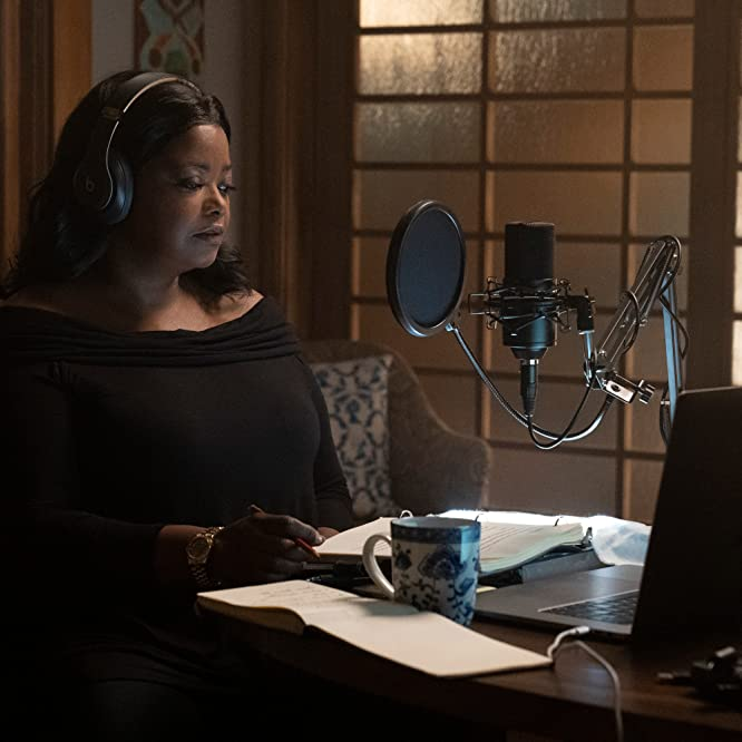 Octavia Spencer in Truth Be Told (2019)