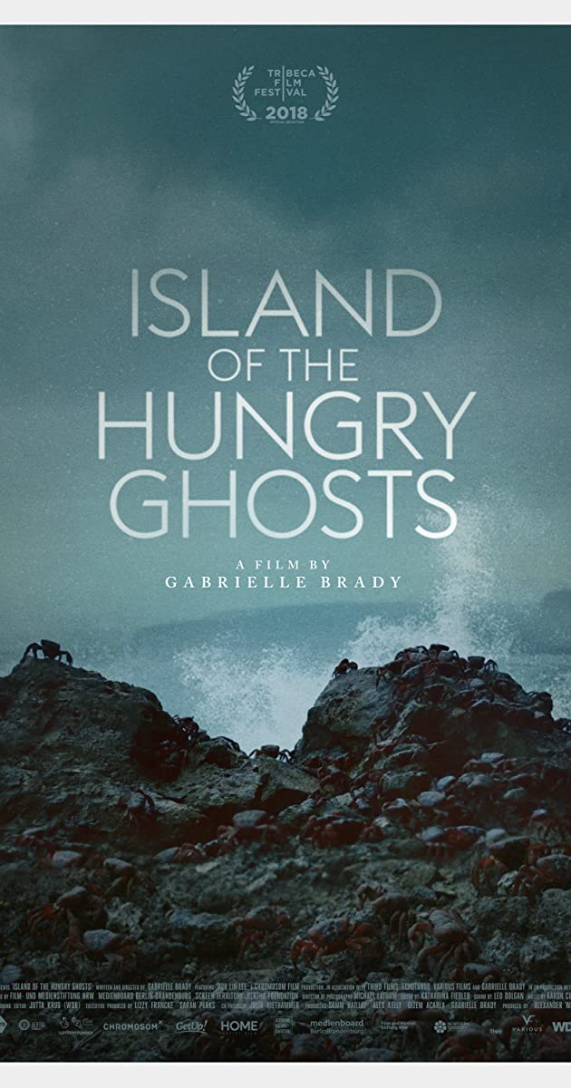 Subtitle of Island of the Hungry Ghosts