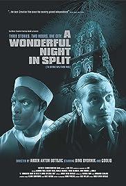 A Wonderful Night in Split Poster